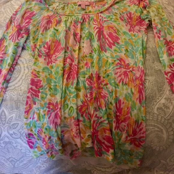 Tops - Summer Lilly Pulitzer Sweater